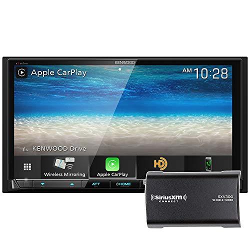 Kenwood eXcelon DMX907S 6.95' Digital Media CarPlay Receiver & SiriusXM...