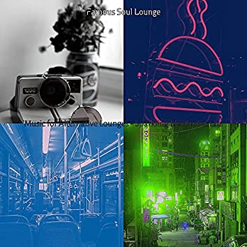 Music for Alternative Lounges - Sparkling Electric Guitars