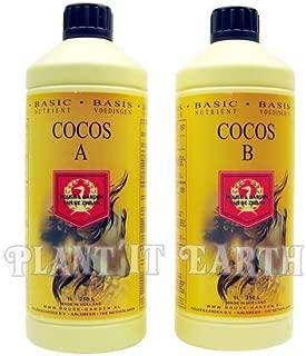 House & Garden Coco A & B Nutrient, 5 Liter