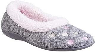 Fleet & Foster Womens/Ladies Alaska Slip On Slippers