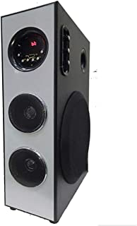 Bayspower 27000W PMPO Tower Speaker Multimedia Home Theater System with Bluetooth,MIC Port,AUX,FM,USB,Remote Control,TV an...