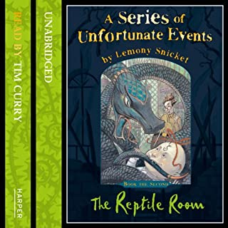 The Reptile Room cover art