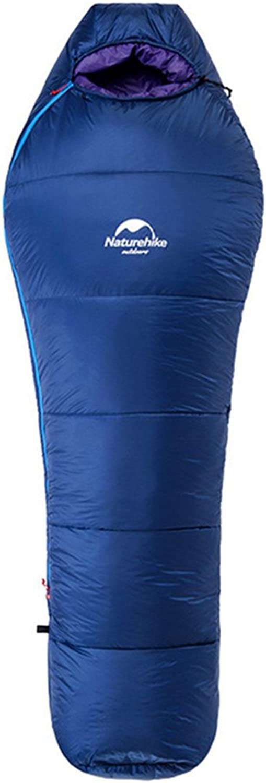 Schlafsack Schlafsack Ultra Light Cold Warm Cotton Schlafsack Portable Mummy Single Breathable Schlafsack geeignet für Outdoor-Camping B07P625JP3  Ideales Geschenk für alle Gelegenheiten