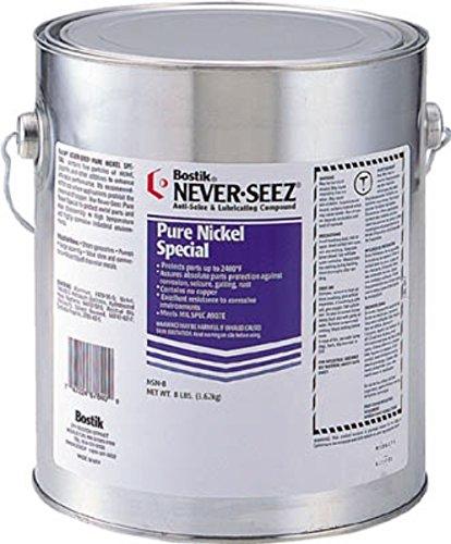 ボスティック ネバーシーズ ニッケルスペシャルグレード 3640g NSN-8 缶