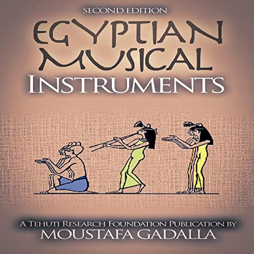 Egyptian Musical Instruments  By  cover art