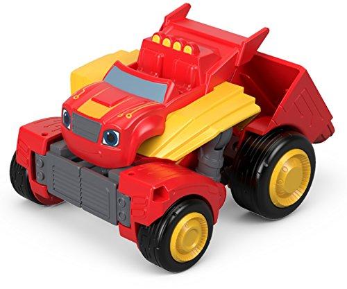 Blaze y los Monster Machines- Robot Supertransformación de Juguete, Multicolor (Mattel FPJ40)