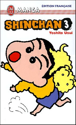Shin-Chan Saison 2, Tome 3 : (J