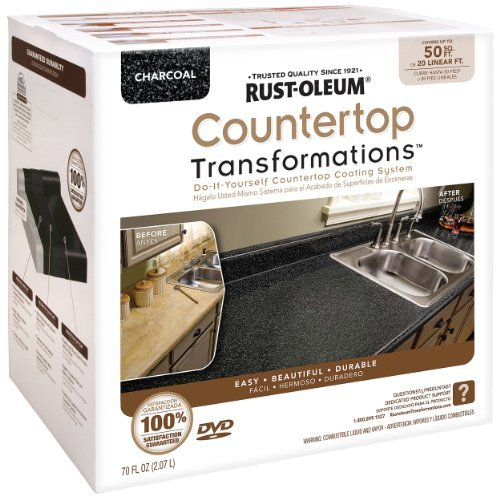 Rust-Oleum Countertop Transformations Kit, Charcoal by Rust-Oleum