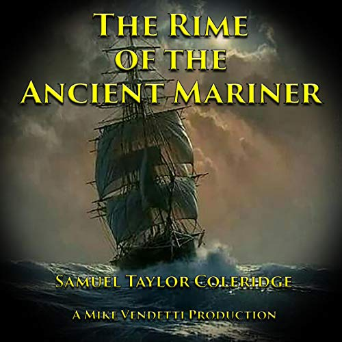 『The Rime of the Ancient Mariner』のカバーアート