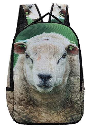 PIA International Rucksack Schaf, Tier Tiere Bauernhoftiere Eyecatcher Rucksäcke Tasche Taschen Schäfchen