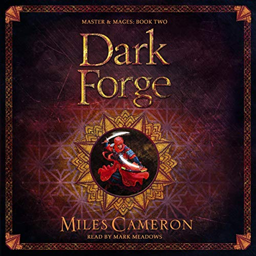 Couverture de Dark Forge