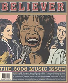 The Believer, Issue 55: The 2008 Music Issue