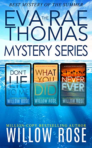 The Eva Rae Thomas Mystery Series: Book 1-3