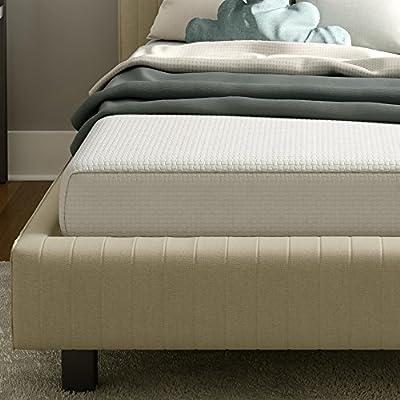 Signature Sleep Memory Foam Mattress, 6-Inch, 6-Inch