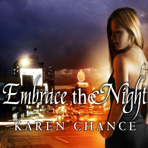 Embrace the Night audiobook cover art