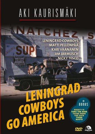 Leningrad Cowboys Go America ( 1989 ) ( ) [ Schwedische Import ]
