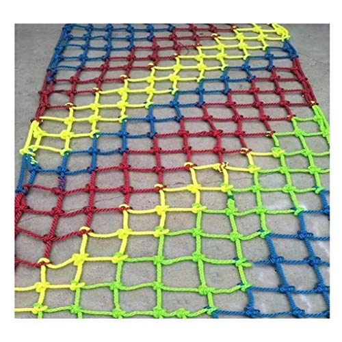 Buy Climbing Net, Rope Net, Children's Balcony Stair Safety Net, Wall Ceiling Decoration Net, Pet Ca...