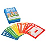 Agile Planning Poker Like Sizing Cards Perfect for Estimating/Sizing Work Colour: Multicolour