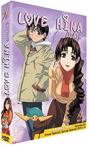 Love Hina DVD-Box Vol. 03 (3 DVDs)