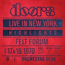 Best live in new york the doors Reviews