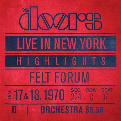 Live In New York January 17-1970