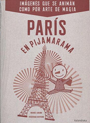 París en pijamarama (libros interactivos)