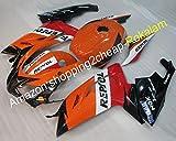 Cowling Fit Per Aprilia RS125 2006 2007 2008 2009 2010 2011 RS 125 06-11 Set Carenatura Moto Con Parabrezza (a iniezione)