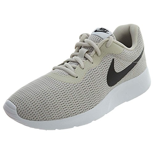 Nike Tanjun, Baskets Homme, Light Bone/Black/White, 44.5 EU