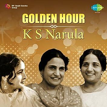 Golden Hour - K S Narula