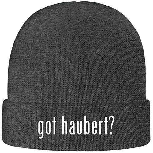 One Legging it Around got Haubert? - Soft Adult Beanie Cap, -