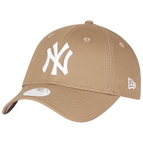 New Era 9Forty Damen Cap - New York Yankees Khaki beige