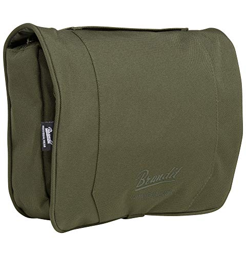 Brandit Toiletry Bag Olive, Größe Large