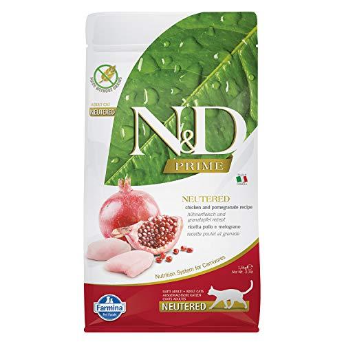 Farmina - Ndgr.ainfree Pol - MeloGr.1,5 kg - Neutered