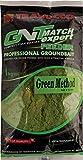 Trabucco Pastura per Feeder e Method Gnt Feeder Expert Green Method 1 kg Mare Fiume Lago