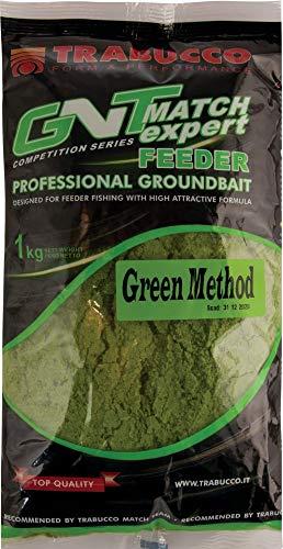 Trabucco Gnt Feeder Expert Green Method 1 Kg Amorce de...