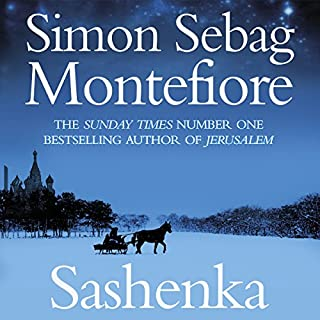Sashenka cover art