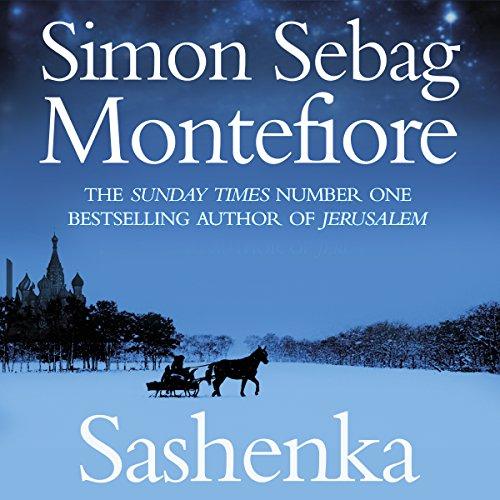Sashenka Titelbild