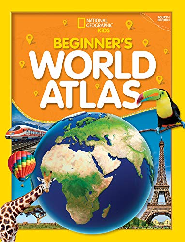 National Geographic Kids Beginner's World Atlas (Atlas)