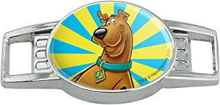 Scooby-Doo Character Shoe Shoelace Shoe Lace Tag Runner Gym Charm Decoration