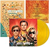 Once Upon A Time In Hollywood (Original Motion Picture Soundtrack) - Exclusive Limited Edition Yellow Colored 2x Vinyl LP