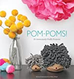 Pom-Poms!: 25 Awesomely Fluffy Projects (English Edition)
