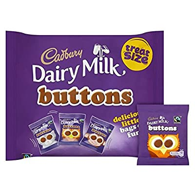 cadbury dairy milk buttons chocolate treat size minis 12 pack 170g Cadbury Dairy Milk Buttons Chocolate Treat Size Minis 12 Pack 170G 516NoyavbbL