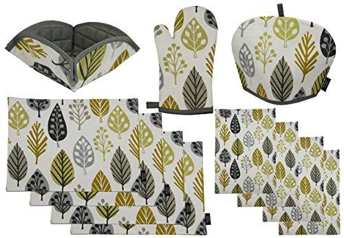 McAlister Textiles Copenhagen - Juego de Mesa