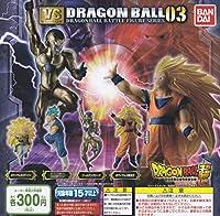 販促ディスプレイPOP付 ドラゴンボール超vsドラゴンボール03 全4種set BATTLEフィギュア 超サイヤ人3ゴテンクス/SSGSSベジット/フリーザ