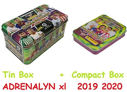 'N/A' Tin Box + Compact Box Adrenalyn XL 2019 2020