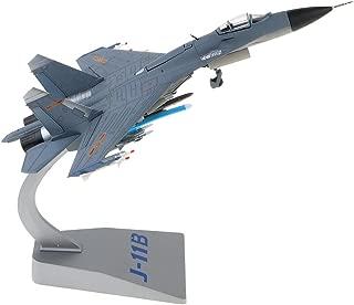 Kesoto 1/72 Maqueta de Avión de Combate Militar de Fuerza Aérea Realista en Miniatura Juego de Diversión para Niños Adultos