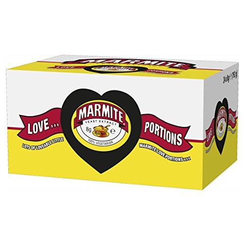 Marmite Hefeextrakt Teile 24 x 192g 8g