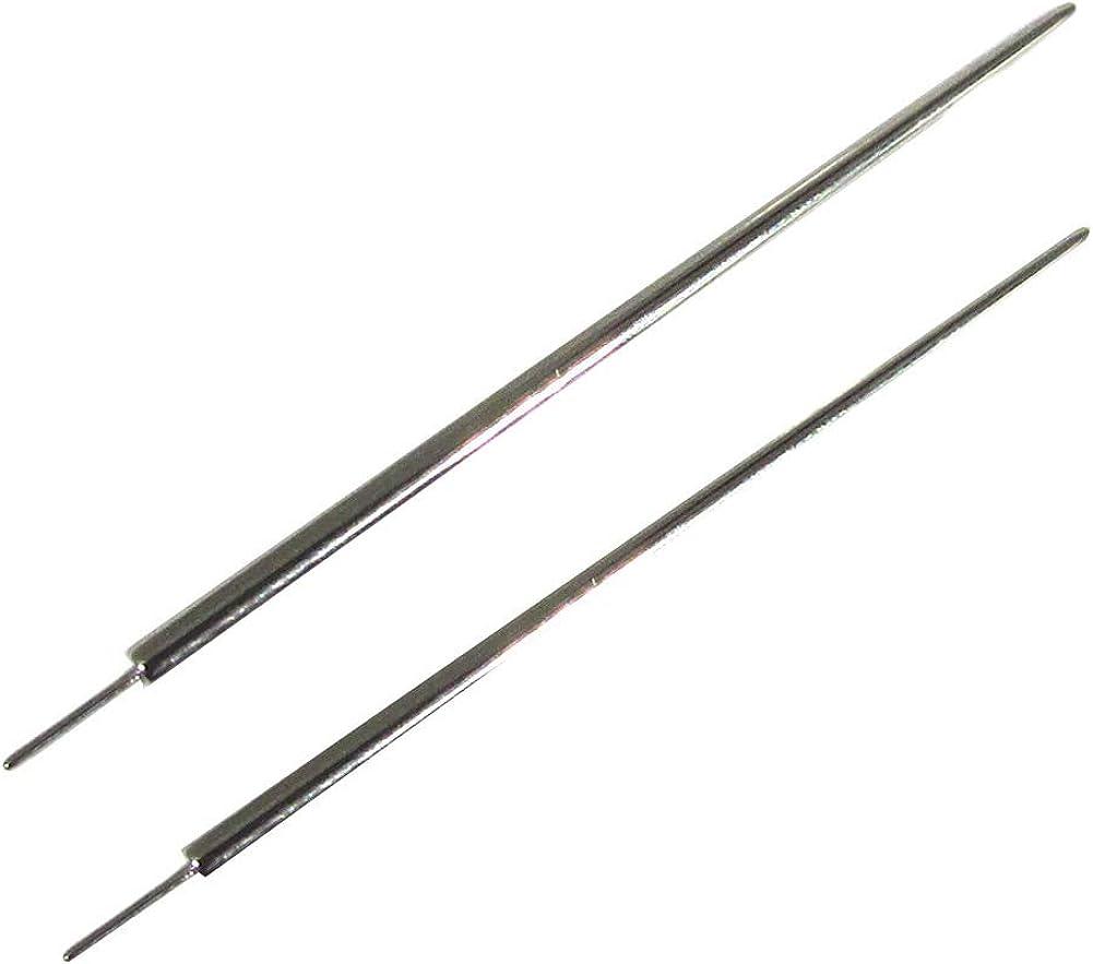 NewkeepsR 20g/18g/16g G23 Titanium Press Fit Threadless Push Pop in Labret Lip Monroe Tragus Earring Stud