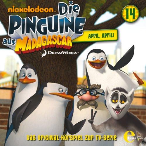 April, April!. Das Original-Hörspiel zur TV-Serie Titelbild