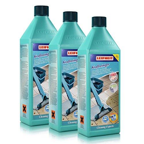 3x Leifheit Kraftreiniger Cleaning Experts 1 L